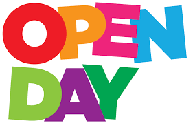 Open day 2017/2018
